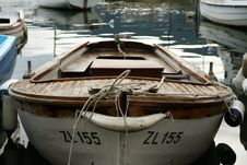 Free Boat Stock Photography - 595662