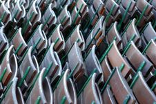 Free Chairs Royalty Free Stock Photography - 596387