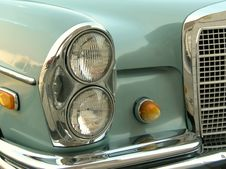 Free Classic Car Stock Photography - 596722