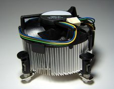 PC Cooling Fan Royalty Free Stock Images