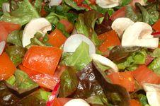 Free Salad 1 Royalty Free Stock Image - 598416