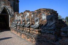 Free Headless Buddha Stock Images - 598534