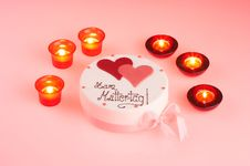 Free Candle Light Royalty Free Stock Image - 598856