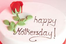Happy Mothersday Royalty Free Stock Images