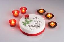 Free Cake Light Stock Images - 598884
