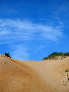 Free Dune Royalty Free Stock Images - 599059