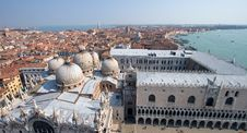Free Venice From Campanile Stock Photo - 599390
