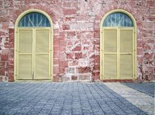Free Door Stock Photography - 599652