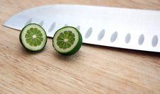 Free Tiny Limes Royalty Free Stock Photo - 599655