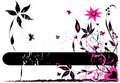 Free Grunge Floral Background Royalty Free Stock Image - 5909186