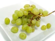Free Grapes Royalty Free Stock Photos - 5900748