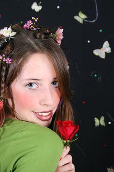Free Girl Stock Photo - 5901100