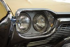 Free Car Lamps Stock Photography - 5901132