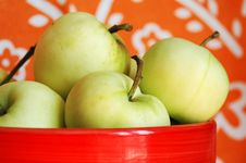 Free Green Apples Royalty Free Stock Image - 5903166