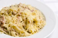 Free Macaroni With Minced Meat And Cheese Royalty Free Stock Photography - 5903597