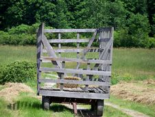 Free Hay Wagon Stock Photos - 5903783