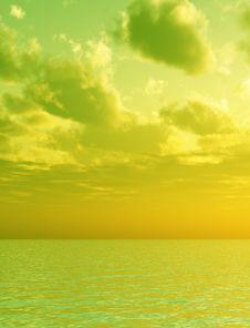 Free Beautiful Sunset Stock Images - 5904174
