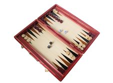 Free Backgammon Royalty Free Stock Photography - 5904237