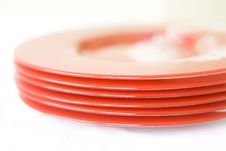 Free Dishes Royalty Free Stock Photo - 5904265