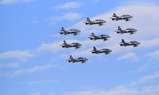 Free Frecce Tricolori Stock Photos - 5904483