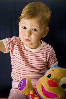 Free Baby Royalty Free Stock Photography - 5904647