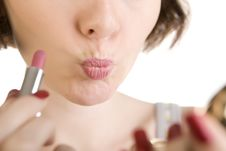 Free Morning Make -up Royalty Free Stock Photos - 5904988