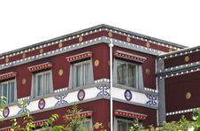 Free Tibet House Royalty Free Stock Photography - 5905067