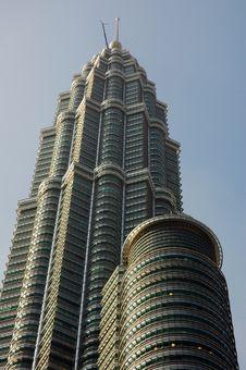 Free Petronas Twin Towers Royalty Free Stock Image - 5905156