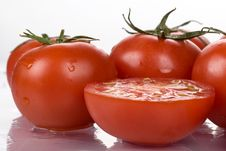 Free Tomatoes Stock Photography - 5905182