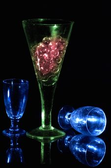 Free Still Life With Goblet. Stock Photos - 5905203