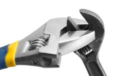 Free Wrench Royalty Free Stock Photos - 5905878