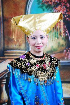 Free Asia Girl Royalty Free Stock Image - 5906016