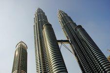 Free Petronas Twin Towers Stock Photos - 5906073