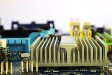 Free Motherboard Stock Photography - 5906452