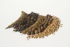 Free Spices Royalty Free Stock Image - 5907946