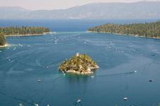 Free Emerald Bay, Lake Tahoe Royalty Free Stock Image - 5908686