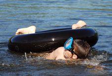 Free Original Swimming Stock Image - 5909221