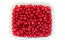 Free Red Currant . Royalty Free Stock Photography - 5909867