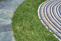 Free Way In Grass Royalty Free Stock Photo - 5919075