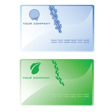 Free Business Cards Royalty Free Stock Images - 5910089