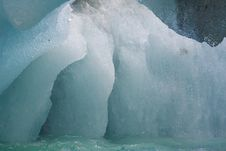 Free Iceberg Closeup Royalty Free Stock Photo - 5910215