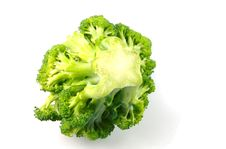 Free Broccoli Upside Down Stock Photos - 5910533
