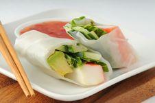 Free Seafood Sushi Stock Photos - 5910673
