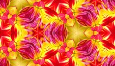Free Dahlia Seamless Tile Background 4 Royalty Free Stock Image - 5911276