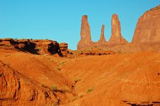 Free Monument Valley Stock Photos - 5911423