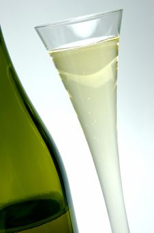 Free Sparkling Wine Stock Photography - 5912022