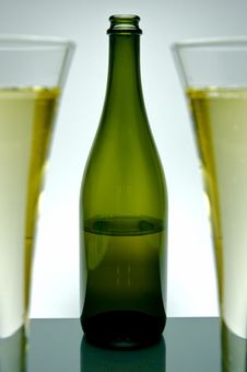 Free Sparkling Wine Stock Photography - 5912042