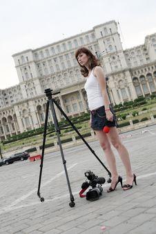 Free Reporter Stock Photo - 5912710