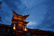 Free Chinese Building In Yunnan Stock Photos - 5913073