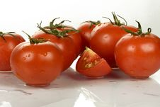 Free Tomatoes Stock Images - 5913254
